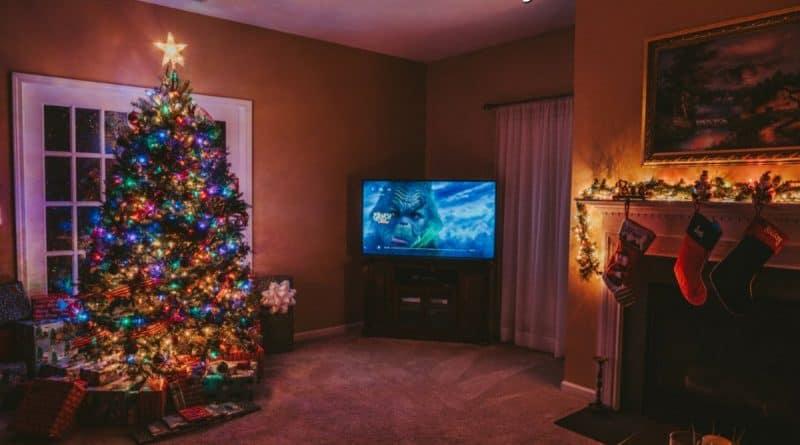 Her kan du se masser af julefilm