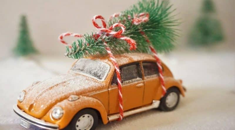 Kør sikkert hjem til jul med vinterdæk