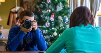Husk at få taget årets julebilleder